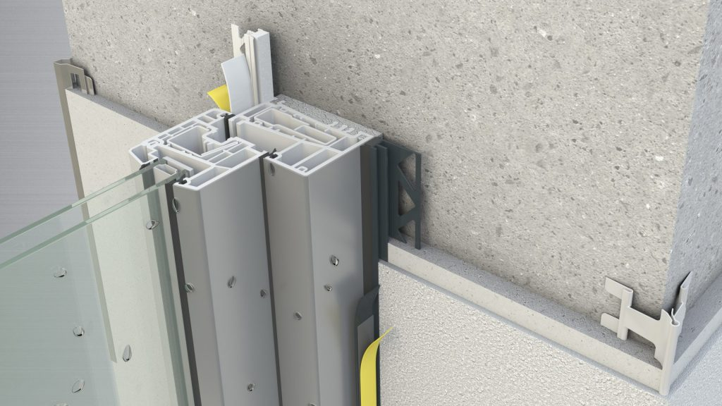 Protektor Profiles for Construction Applications