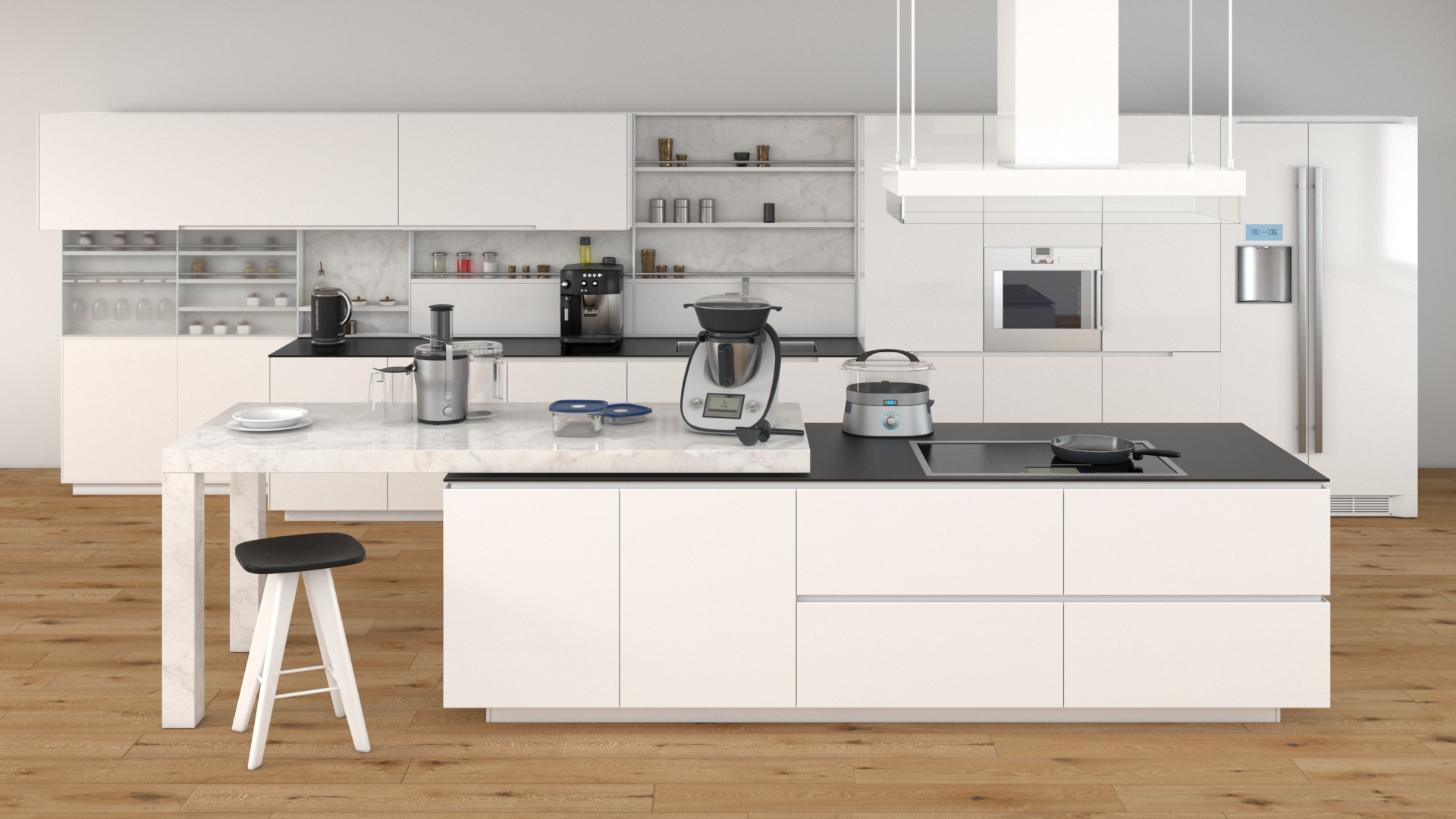 BASF Better Living Kitchen